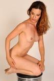 nude redhead Στοκ εικόνα με δικαίωμα ελεύθερης χρήσης