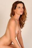 nude redhead Στοκ φωτογραφία με δικαίωμα ελεύθερης χρήσης