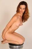 nude redhead Στοκ εικόνες με δικαίωμα ελεύθερης χρήσης