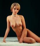 Nude woman Stock Photo