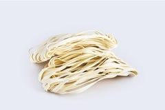 Nudel för kinesisk vit Royaltyfria Bilder
