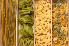 Nudlar för lunch Royaltyfria Bilder