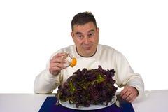 Nudna dieta Zdjęcie Stock