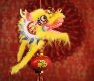 Nudo afortunado por Año Nuevo chino Fotografía de archivo