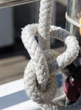 Nudo blanco del maritim Fotografía de archivo
