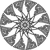 Nudo céltico Imagen de archivo libre de regalías