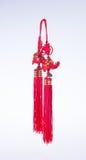 nudo chino o nudo afortunado para la decoración china del Año Nuevo en vagos Imágenes de archivo libres de regalías
