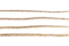 nudo de la cuerda del yute imagen de archivo - Cuerda De Yute