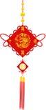 Nudo Fai Chinese Hanging Ornament Foto de archivo