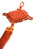 Nudos decorativos chinos Fotografía de archivo libre de regalías