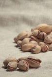 Nueces de pistacho Imagenes de archivo