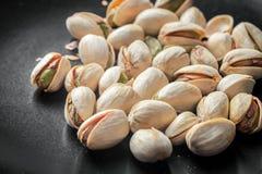 Nueces de pistacho Fotografía de archivo