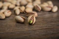Nueces de pistacho foto de archivo libre de regalías