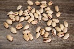 Nueces de pistacho fotos de archivo