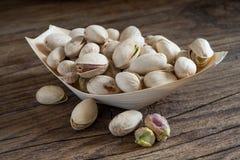 Nueces y pistachos Foto de archivo