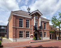 Nuenen Vincentre museum royaltyfri fotografi