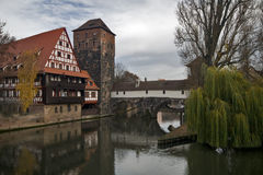 Nuernberg Stock Photography