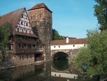 Nuernberg Duitsland Royalty-vrije Stock Foto's