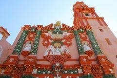 nuestra de夫人la寺庙merced II 免版税库存照片