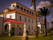 Nuestra señora de Guadalupe Church en Hebbronville Tejas Imagen de archivo libre de regalías