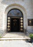 Nuestra señora de la catedral católica de Líbano Maronite en Brooklyn Heights imágenes de archivo libres de regalías