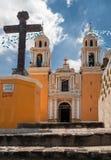Nuestra Señora de Los Remédios Cholula Mexico Stock Image