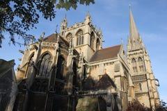 Nuestra señora y los mártires iglesia, Inglaterra del inglés foto de archivo