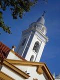 Nuestra Senõra del Pilar Church Royalty Free Stock Image