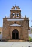 Nuestra Senora de la Pena church near Betancuria village, Fuerte Stock Image