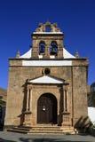 Nuestra Senora de la Pena church near Betancuria village, Fuerte Royalty Free Stock Photography
