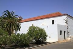 Nuestra Senora de la Pena church near Betancuria village, Fuerte Royalty Free Stock Photo