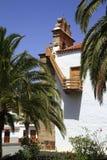 Nuestra Senora de la Pena church near Betancuria village, Fuerte Royalty Free Stock Image