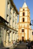 Nuestra Senora de la Soledad church in Camaguey, Cuba Royalty Free Stock Images