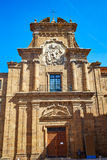 Nuestra senora de Regla in Leon Way of Saint James at Castilla Stock Image