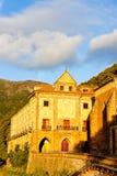 Nuestra Senora de Valvanera Monastery, La Rioja, Spagna immagine stock