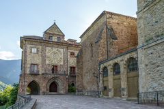 Nuestra Senora de Valvanera Monastery Royalty Free Stock Image