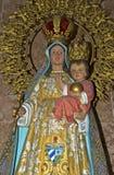 Nuestra Senora del Buen Vieja Cathedral Stock Photo