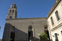 Nuestra Senora del Buen Vieja Cathedral Royalty Free Stock Images