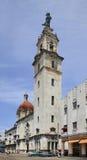 Nuestra Senora del Carmen Church in Havana. Cuba Royalty Free Stock Photography