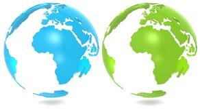 Nuestro planeta. Foto de archivo
