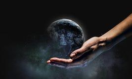Nuestro universo único Imágenes de archivo libres de regalías