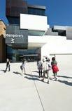 Nueva ala del MCA Sydney Imágenes de archivo libres de regalías