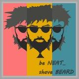 Nueva barbería fotos de archivo