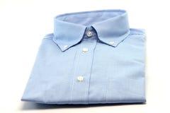 Nueva camisa Foto de archivo libre de regalías