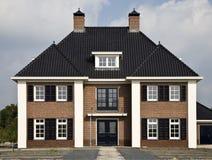 Nueva casa Fotografía de archivo libre de regalías