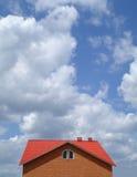 Nueva casa Foto de archivo libre de regalías