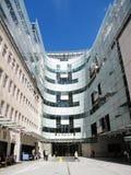 Nueva casa de la difusión de la BBC fotos de archivo libres de regalías