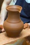 Nueva cerámica Foto de archivo libre de regalías