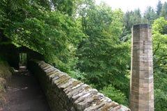 Nueva ciudad de Lanark Foto de archivo libre de regalías