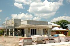 Nueva construcción 1 Imagen de archivo libre de regalías